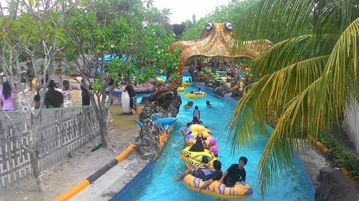 Riau fantasi (Labersa Theme Park & Labersa Water Park)