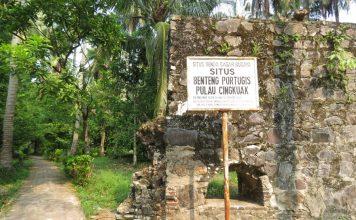 pulau cingkuak sumatera barat