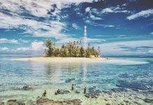 Pulau Tikus indah