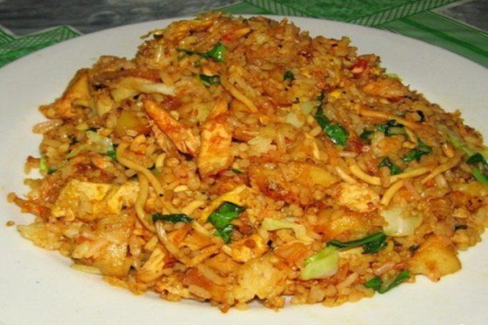nasi goreng bringharjo makanan khas jogja