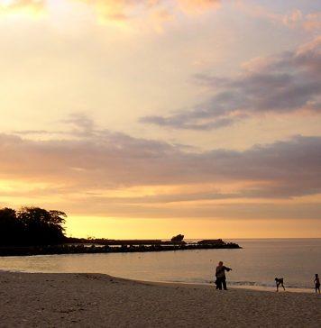 Pantai di Garut