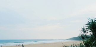 pantai di sukabumi