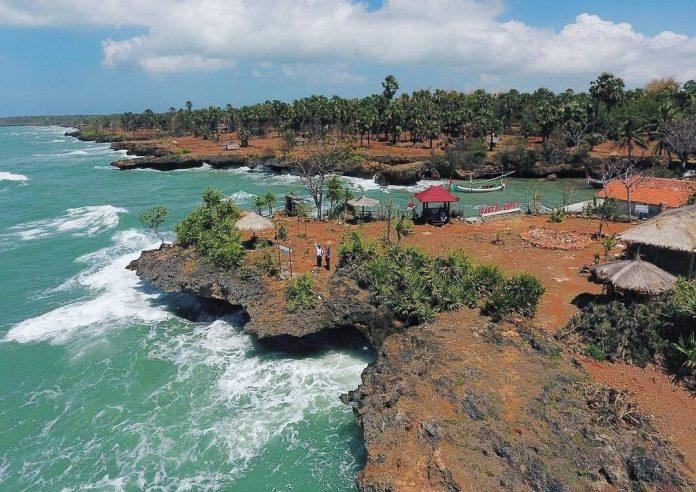 pulau oksigen gili iyang