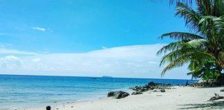 Pantai di Batubara