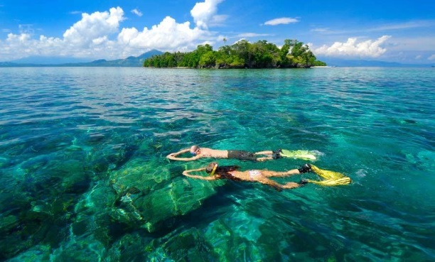 Selat Lembeh Tempat wisata di bitung