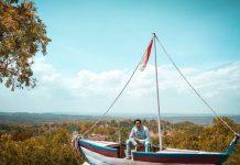 bukit lampion beramah tempat wisata di bangkalan madura