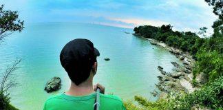 pantai rongkang bangkalan madura