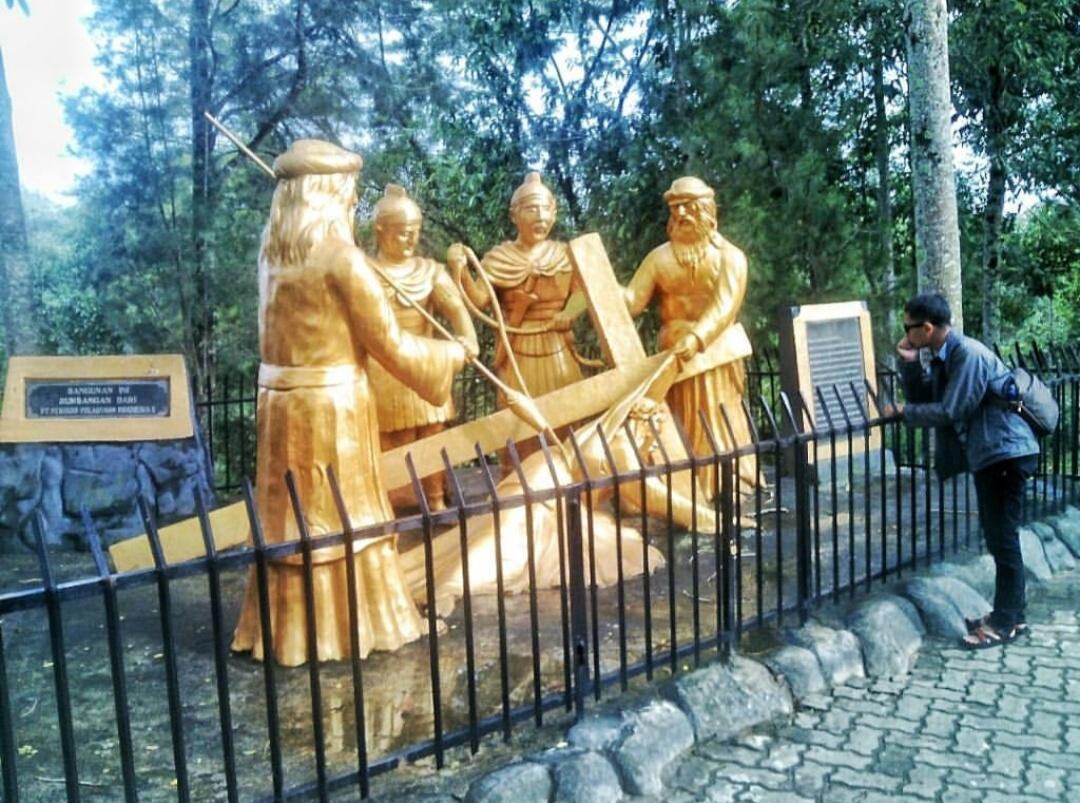 taman wisata iman sidikalang