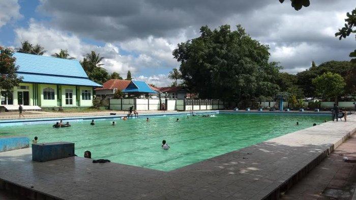 Pemandian Alam Ompo tempat wisata di soppeng
