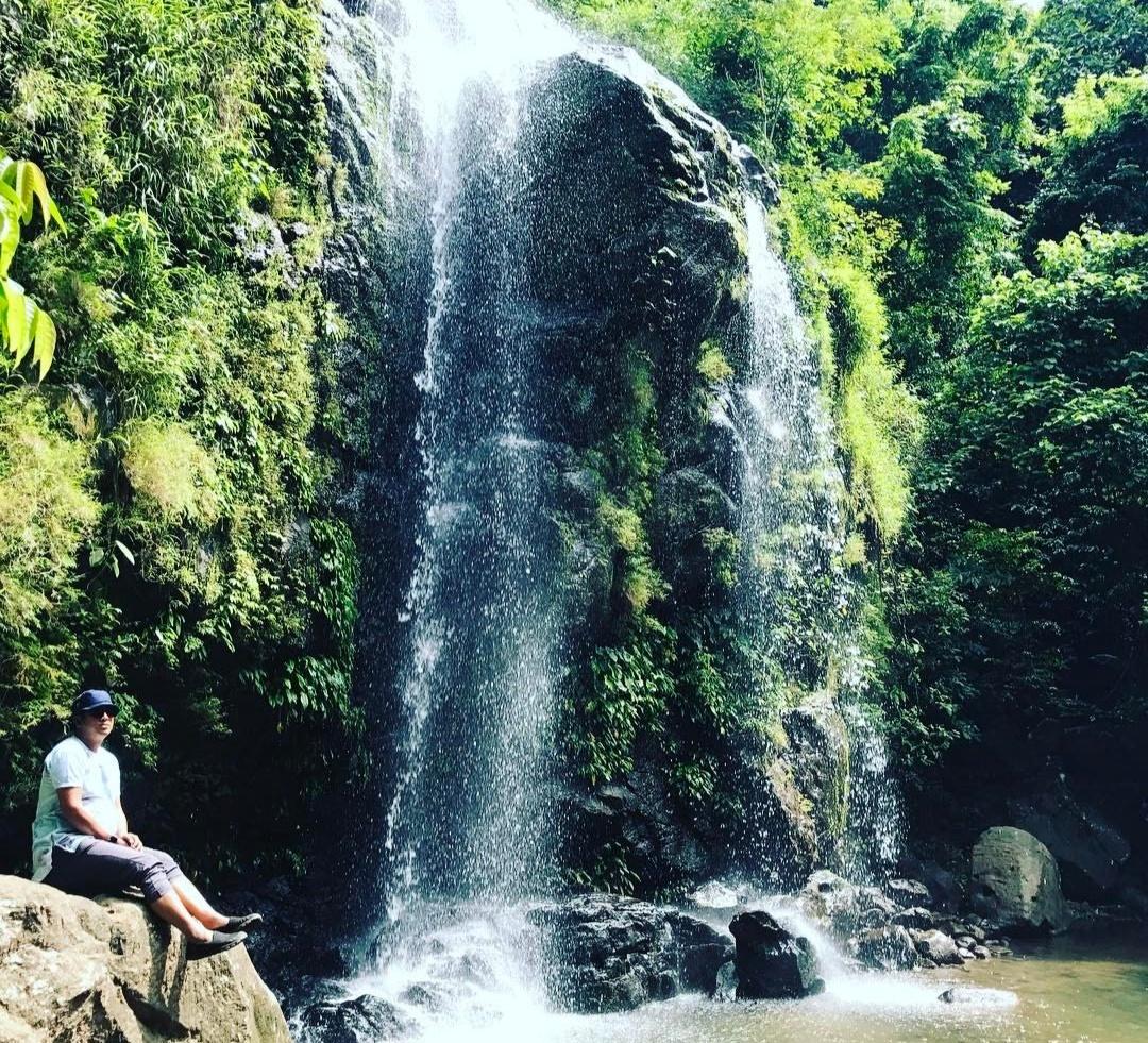 air terjun lapaserengi datae tempat wisata di soppeng