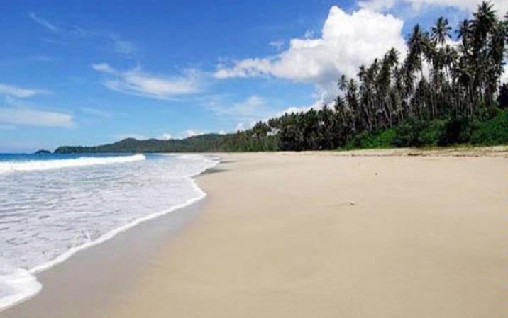 pantai nusa lima pantai di nias