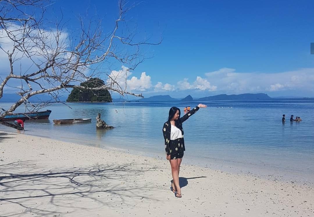 pulau putri sibolga pantai di sibolga