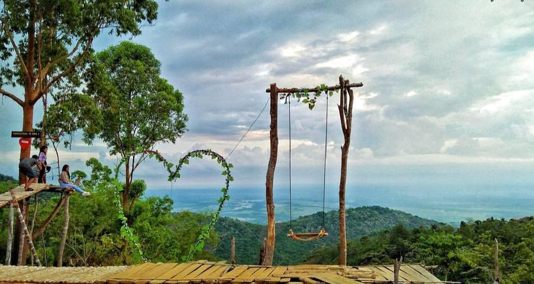 puncak biccuing tempat wisata di soppeng