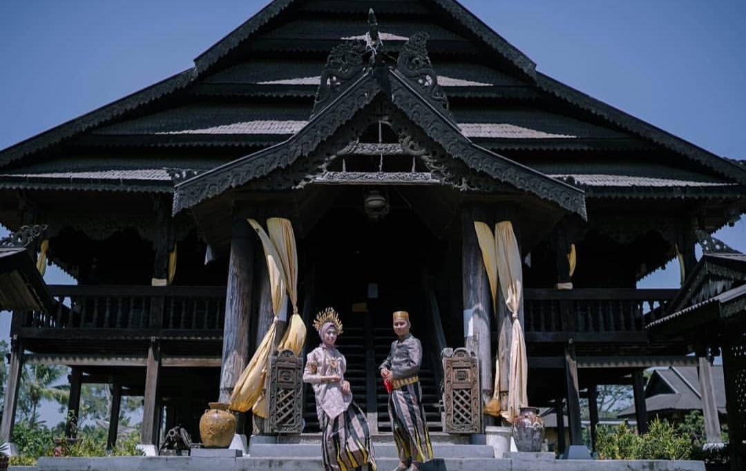 rumah adat sao mario tempat wisata di soppeng